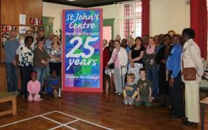 25-year celebration