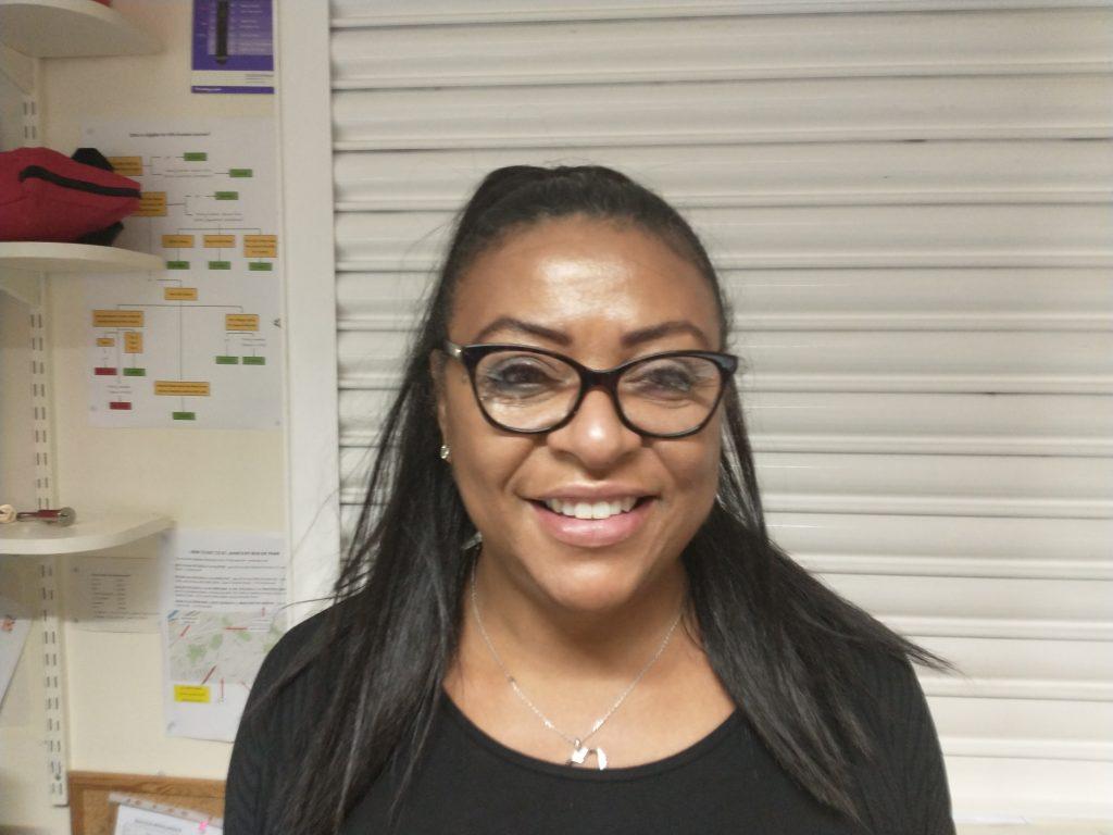 Vanessa Brown, Caretaker